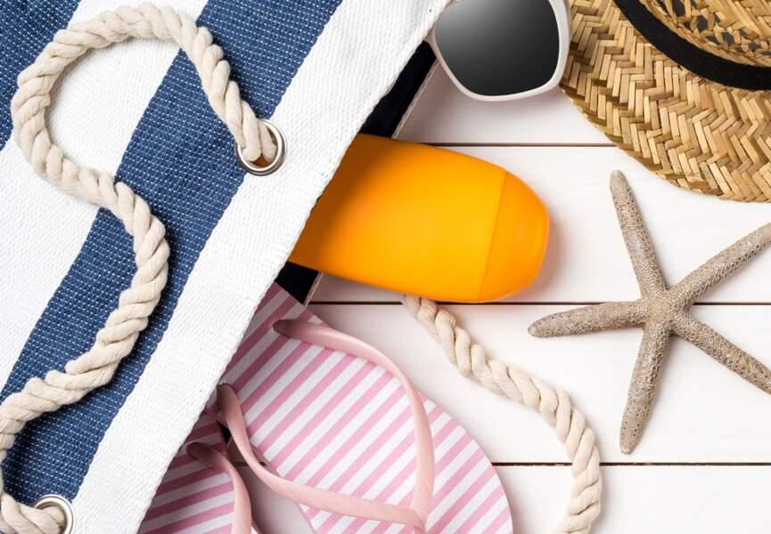 """""""Je peux garder ma crème solaire de l'été dernier, elle me protègera de la même manière cette année"""" : FAUX"""