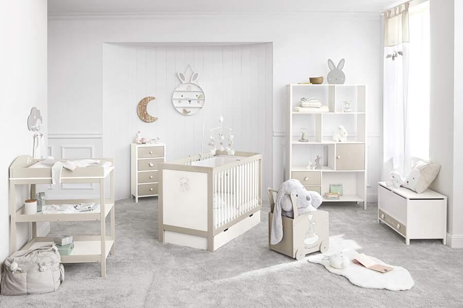 Collection Bulle pour chambre de bébé
