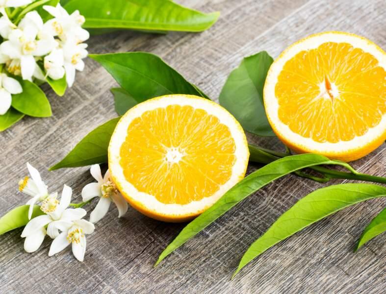 La fleur d'oranger pour bien dormir