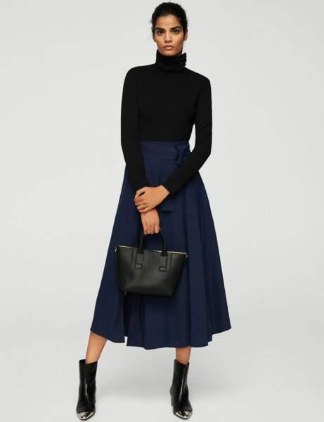 Jupe longue : 20 modèles tendance cet hiver Femme Actuelle