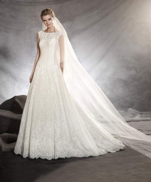 Robe de mariée Pronovias : Olivada