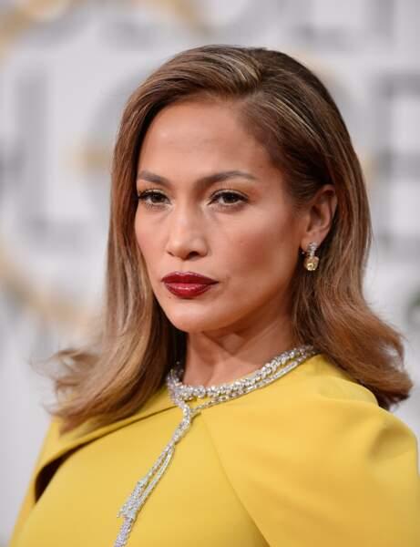 Le balayage jolie madame de Jennifer Lopez