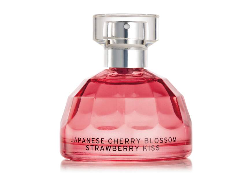 Japanese Cherry Blossom Strawberry Kiss de The Body Shop