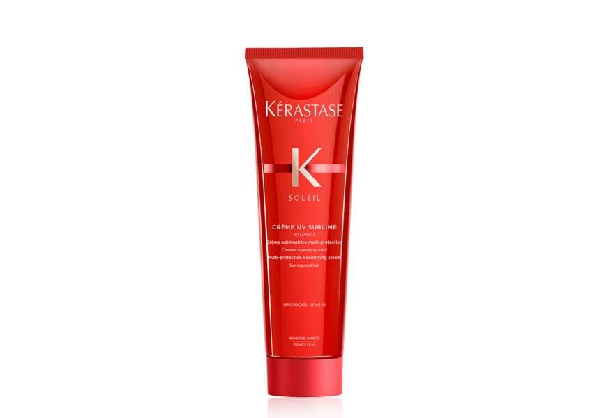 La crème UV Sublime Kérastase