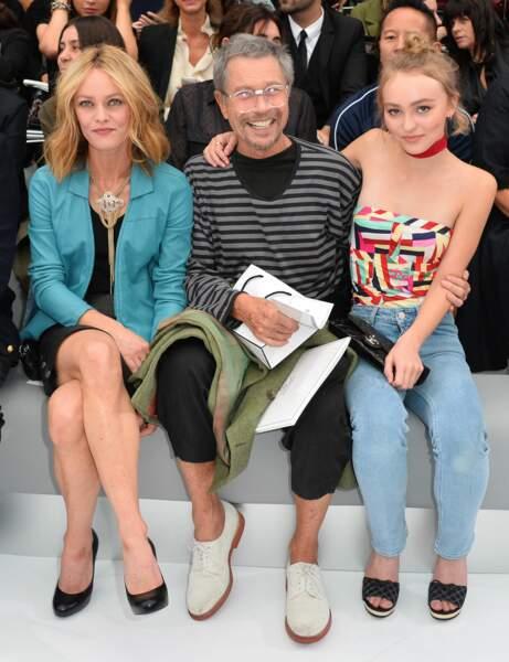 Vanessa Paradis et Lily-Rose Depp : tendance