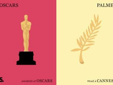 Cannes VS Hollywood : qui est le plus glamour ?