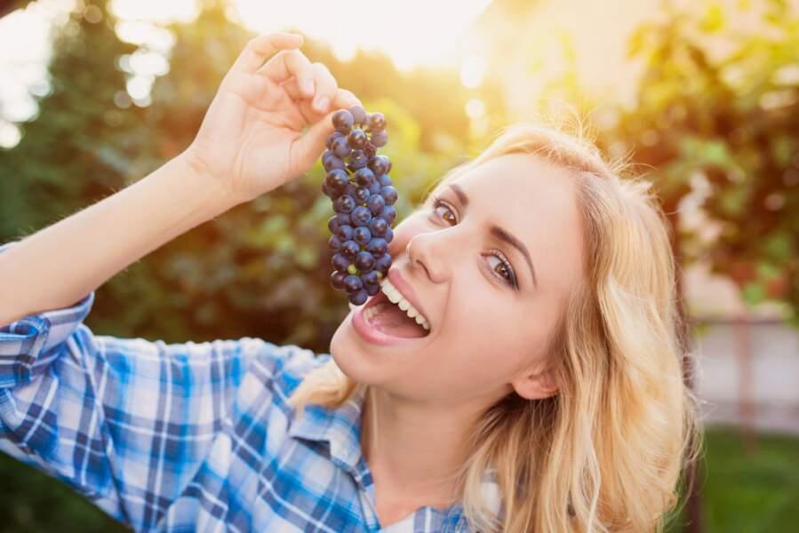 En dessert : des fruits pauvres en fructose