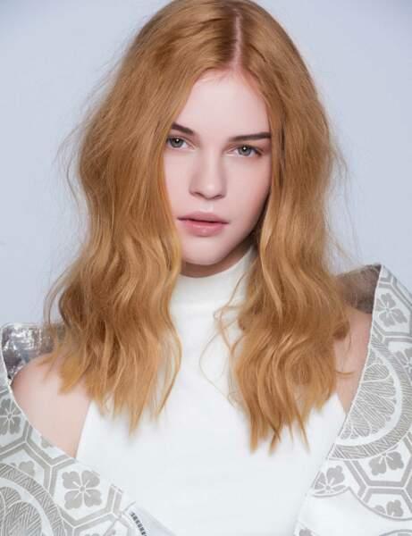 Le blond roux