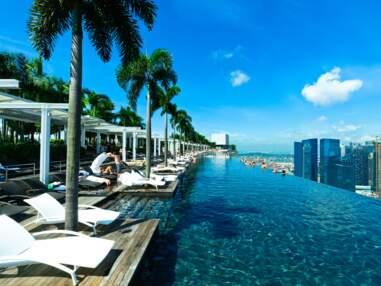 Les piscines les plus incroyables du monde