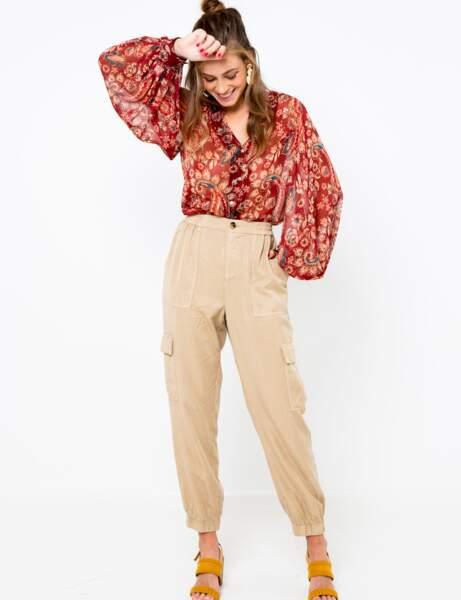 Pantalon : so nineties