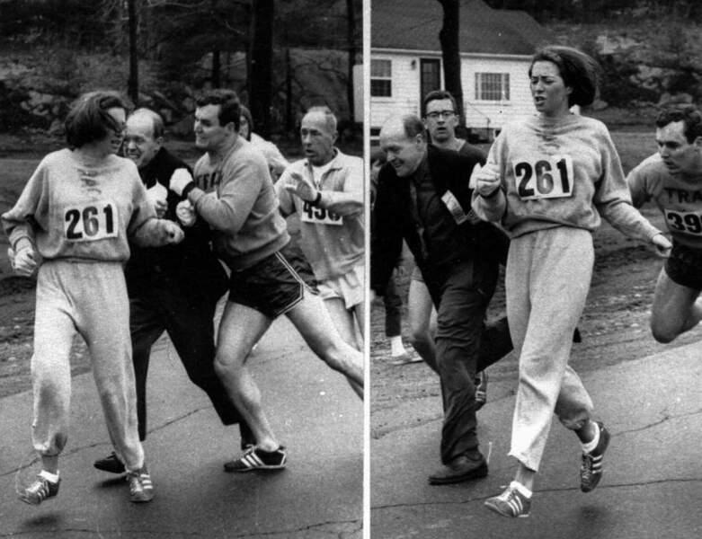 Kathrine Switzer: la féministe du running