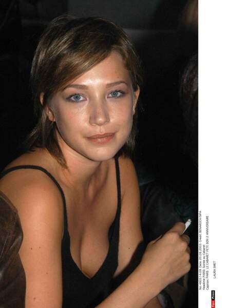 Laura Smet en 2003