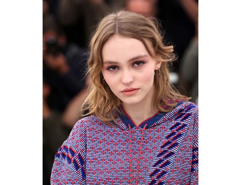 En 2016, elle est prise en photo au Festival de Cannes