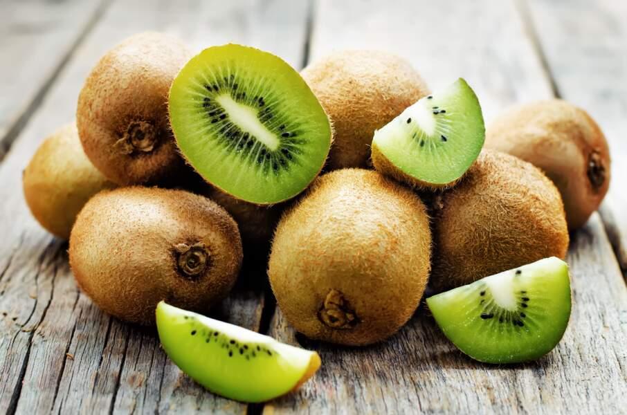 Fruit minceur : le kiwi 50 kcal pour 100g