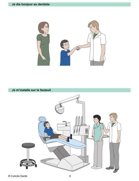 L'examen dentaire : Comment ça se passe ?