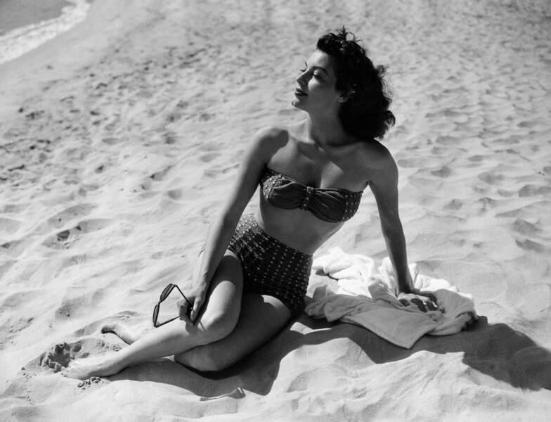 Ava Gardner en 1951