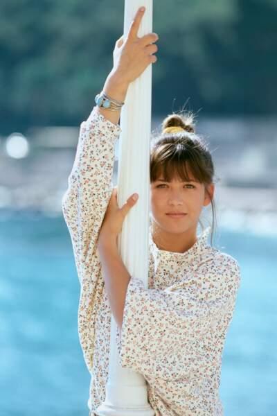 Sophie Marceau en 1985.