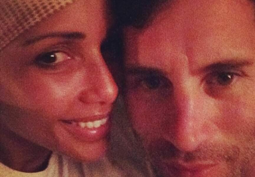 Sonia Rolland et son compagnon Jalil Lespert