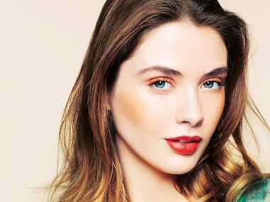Maquillage, l'effet lumière