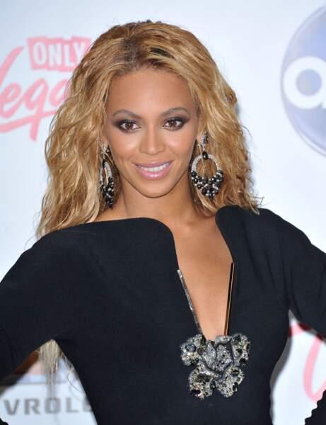 Le look wild de Beyoncé