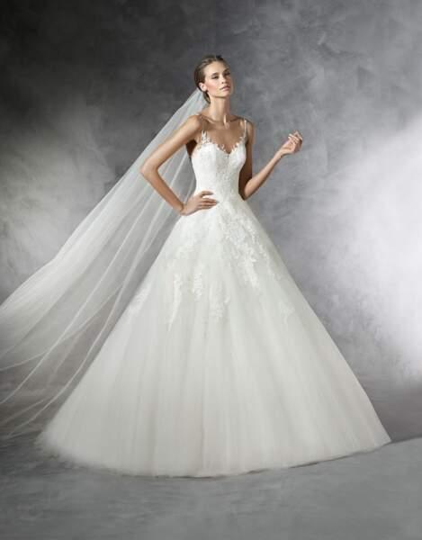 Robe de mariée Pronovias : Prala