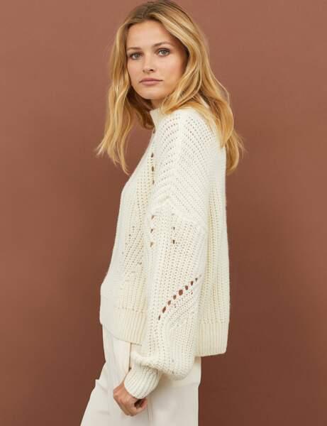 Nouveautés H&M : le pull cool