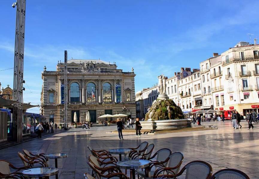 Montpellier : championne de la santé