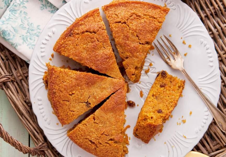 Un carrot cake