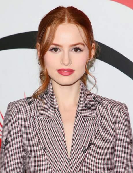 Les cheveux roux sexy