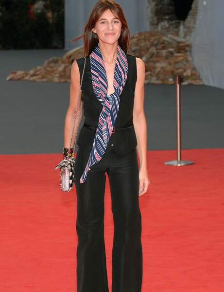 Charlotte Gainsbourg : le look seventies