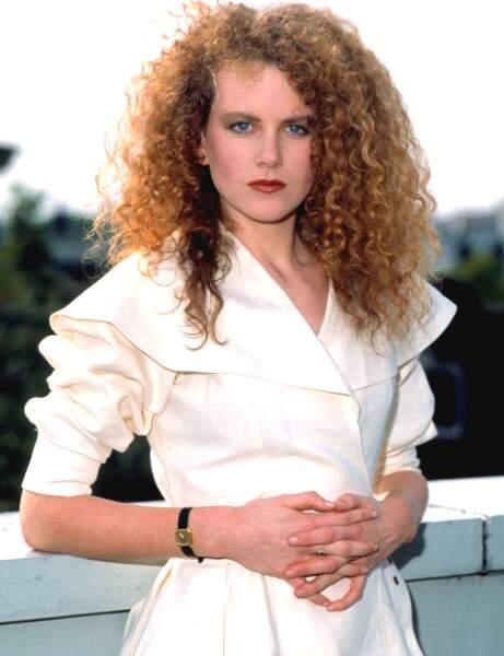 Nicole Kidman avant