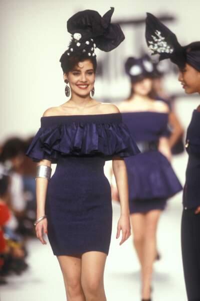 Cristina Cordula : 1988