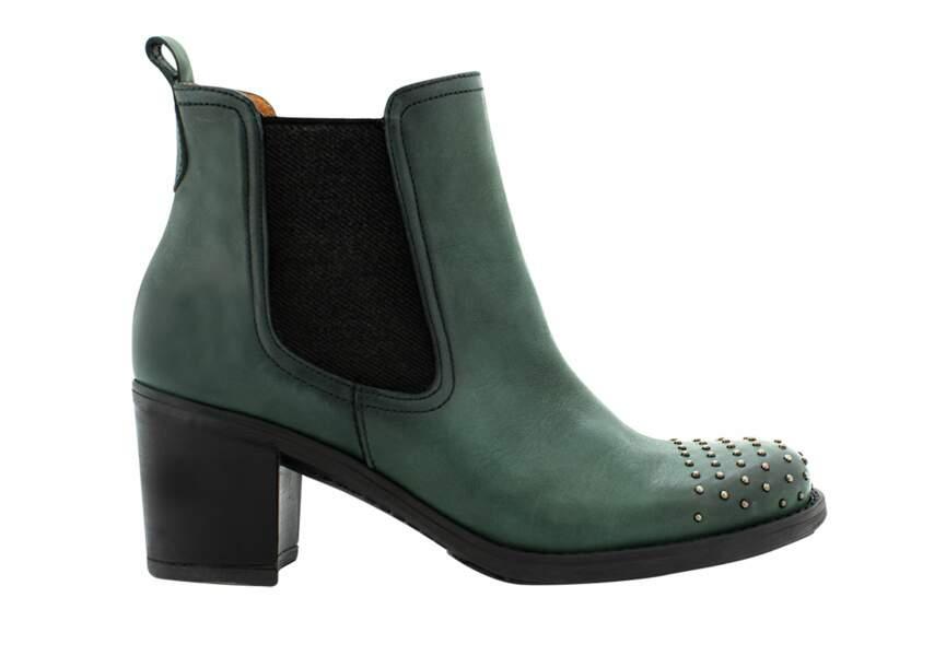 Boots cavalières