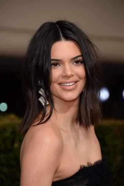 La coupe au rasoir selon Kendall Jenner