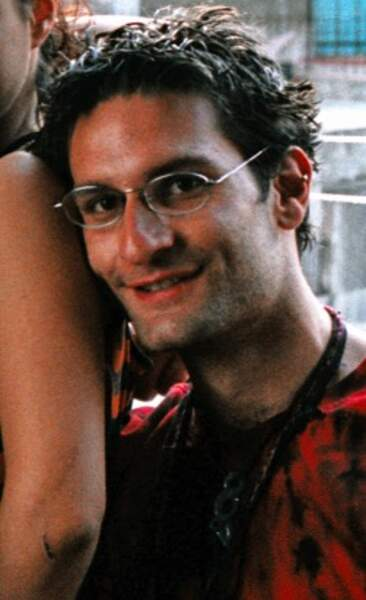 Federico D'Anna : Alessandro, le pote italien de Xavier