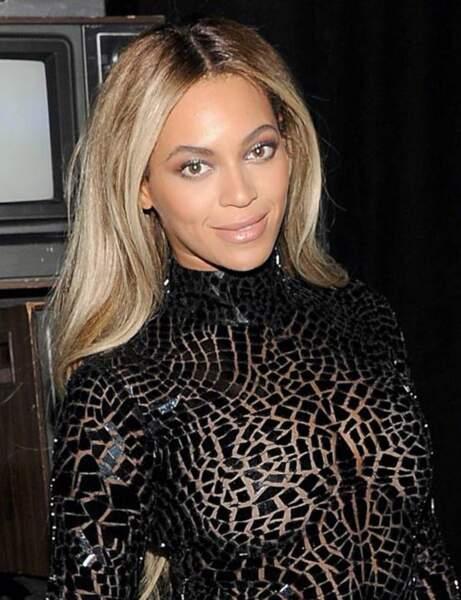 La crinière de lionne de Beyonce