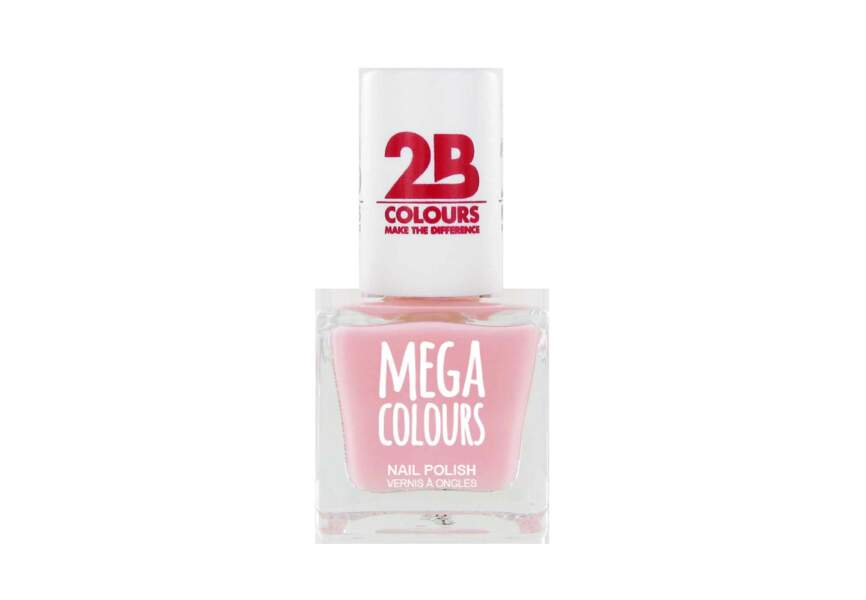 Le Vernis Baby Pink 2B