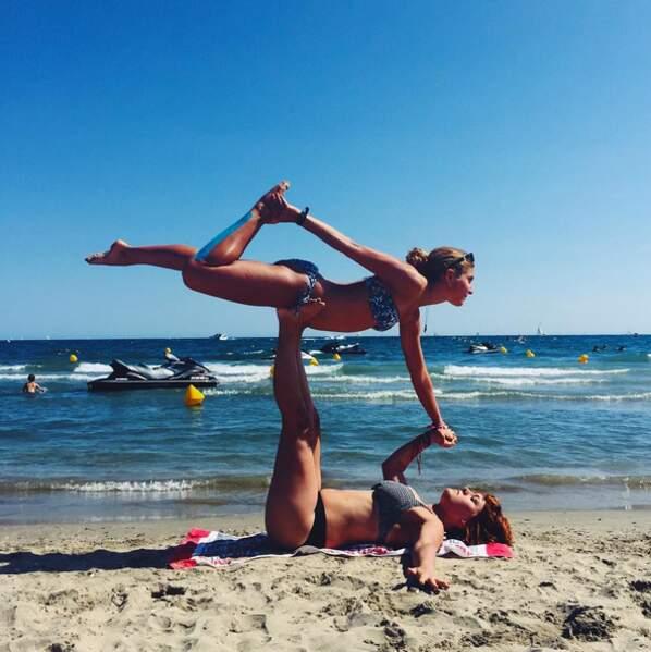 Mêler yoga et course ne parait pas évident, pourtant...