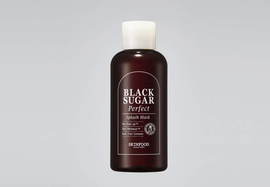 Le Splash Mask Black Sugar Skinfood