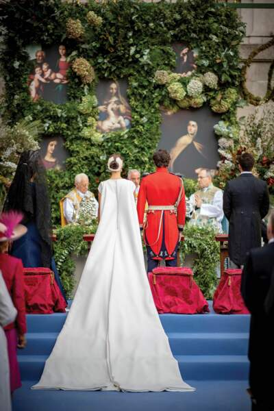 Mariage de Fernando Fitz-James Stuart et de Sofia Palazuelo le 8 octobre à Madrid