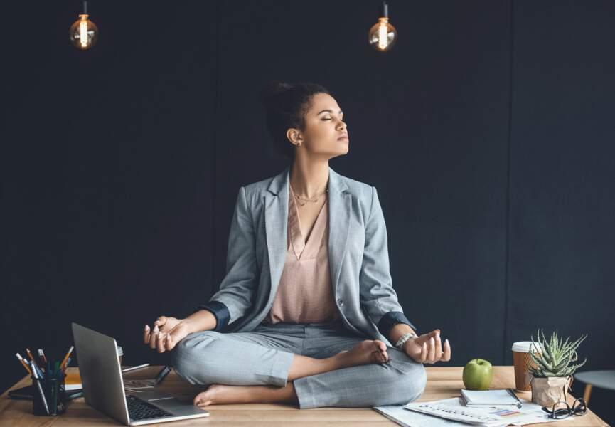 rencontre femme aimant le yoga)