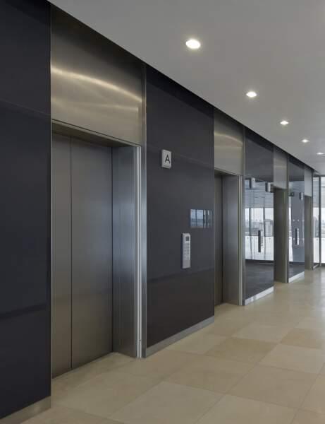 ...des ascenseurs !