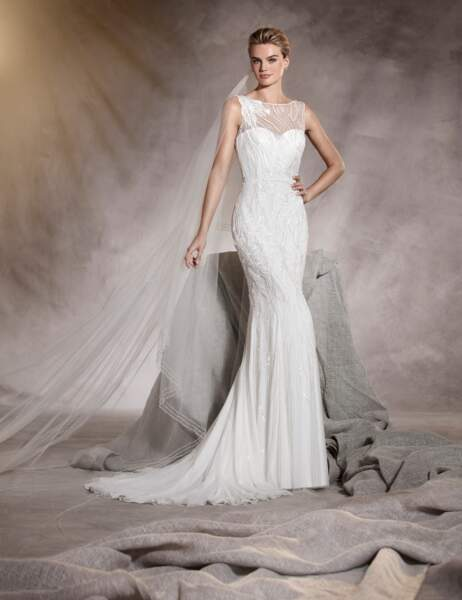 Robe de mariée Pronovias : Armengol