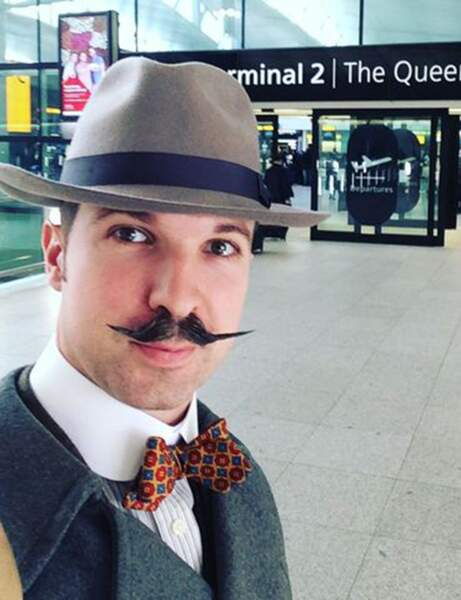 Movember : moustache idée 13