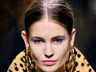 Tendance coiffure : la raie est de rigueur