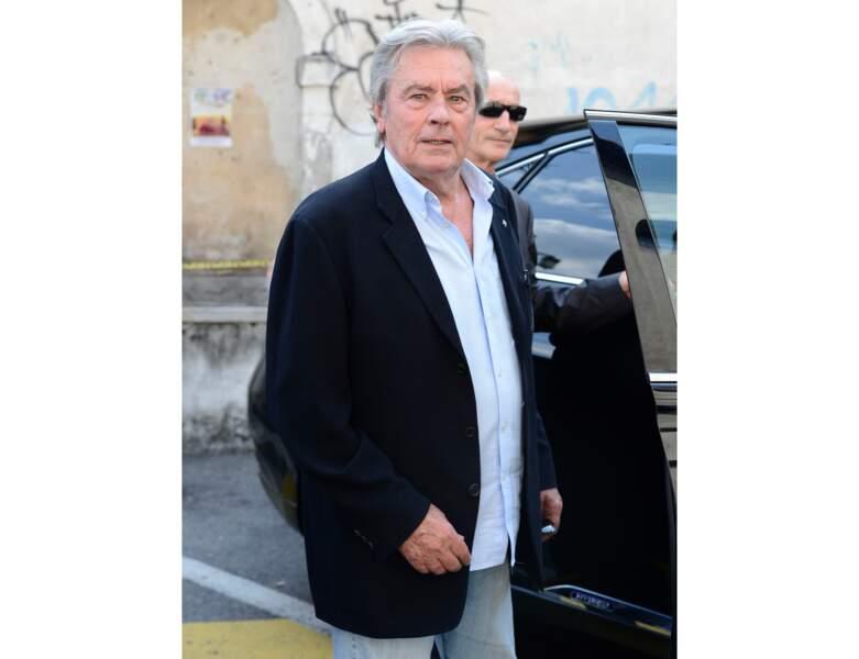 2012 : il assiste au 65ème Festival du film de Locarno en Suisse