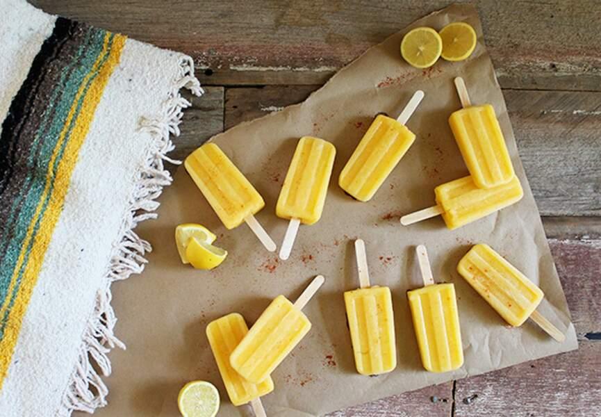Ananas, mangue et piment de Cayenne