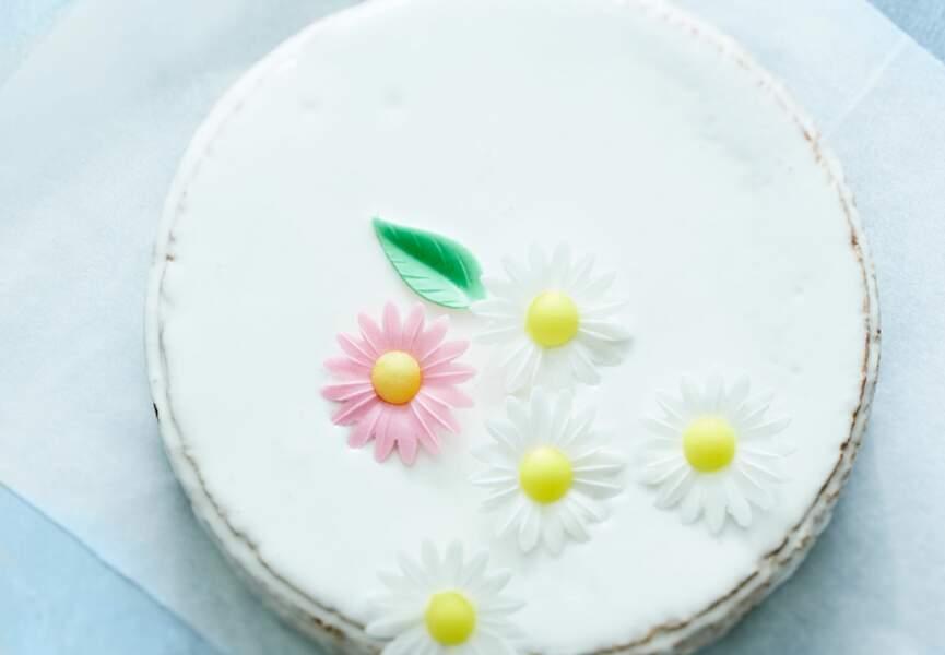Délicieux fleuri au miel de lavande
