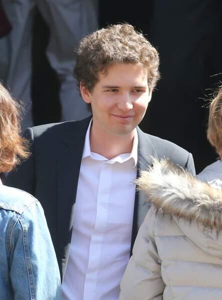 François Chazal Poivre d'Arvor, le fils de Claire Chazal et Patrick Poivre d'Arvor
