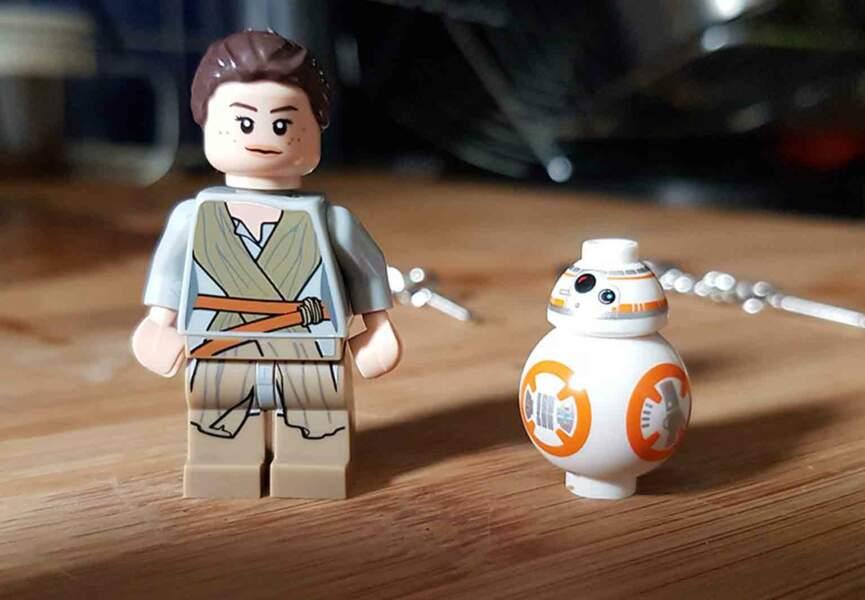 Des mini-figurines Star Wars
